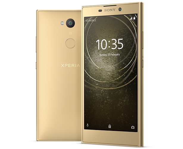 ВРоссии стартуют продажи смартфона Sony Xperia L2