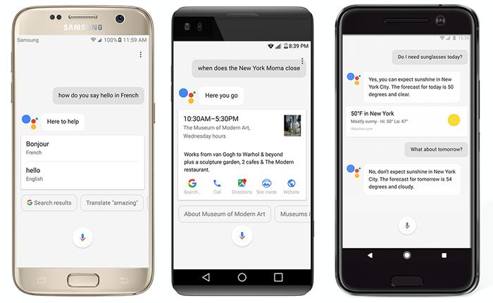 Google назвала сроки запуска русскоязычной версии Google Assistant