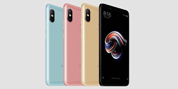 Мобильные телефоны Xiaomi Redmi Note 5 иRedmi Note 5 Pro представлены официально