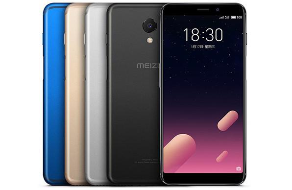 Первые клиенты безрамочного телефона Meizu M6s получат вподарок очередной смартфон