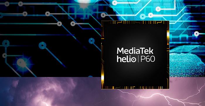 MWC 2018. Чипсет Media Tek Helio P60 позволит наделить искусственным интеллектом смартфоны среднего класса