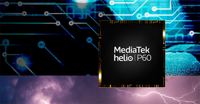 MediaTek анонсировала big.LITTLE-процессор Helio P60