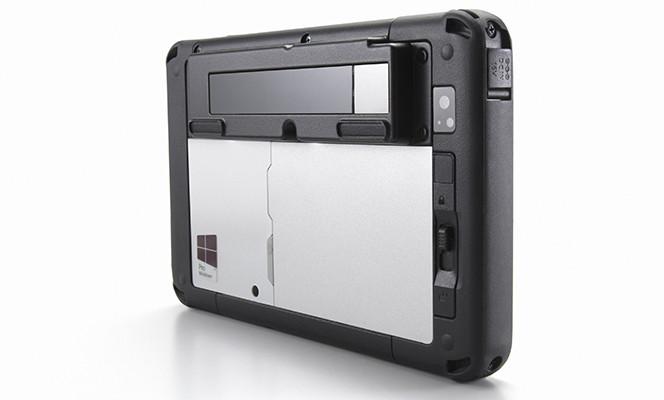 MWC 2018. Защищенный планшет Panasonic Toughpad FZ-M1 получил тепловизионную камеру