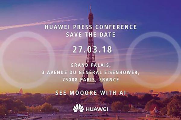 ВСеть утекли первые фотографии сИИ-камеры Huawei P20
