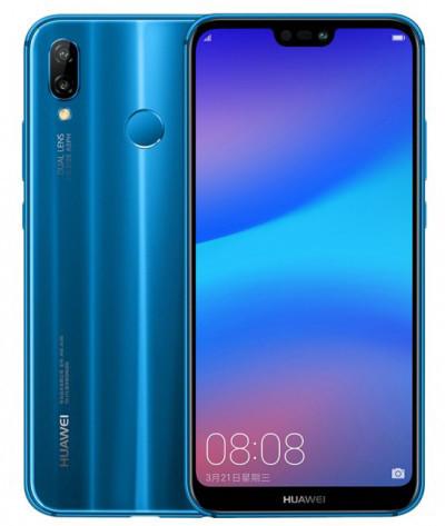 Huawei анонсировала смартфон Nova 3e с монобровью и стеклянным корпусом. Он же будет продаваться под названием Huawei P20 Lite