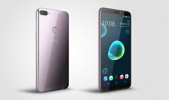 Бюджетные смартфоны HTC Desire 12 и Desire 12+ оснастили безрамочными экранами