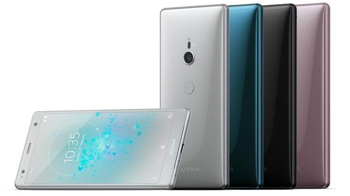 Sony назвала российские цены смартфонов Xperia XZ2 и XZ2 Compact на Snapdragon 845