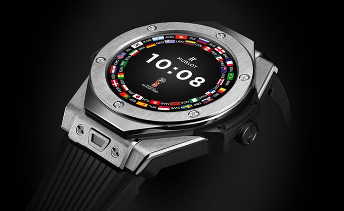 Представлены официальные «умные» часы ЧМ-2018 в Российской Федерации