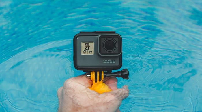 Терпящее бедствие GoPro поделилась своими технологиями ради собственного спасения