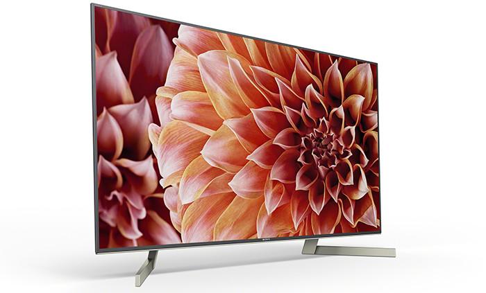 Sony представила в России 4K-телевизоры серии XF90 с Android TV, голосовым управлением и поддержкой HDR
