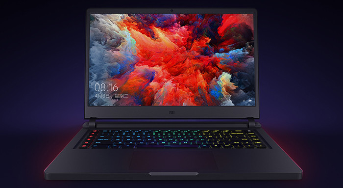 MiGaming Laptop: Xiaomi представила игровой ноутбук сускорителем GTX 1060