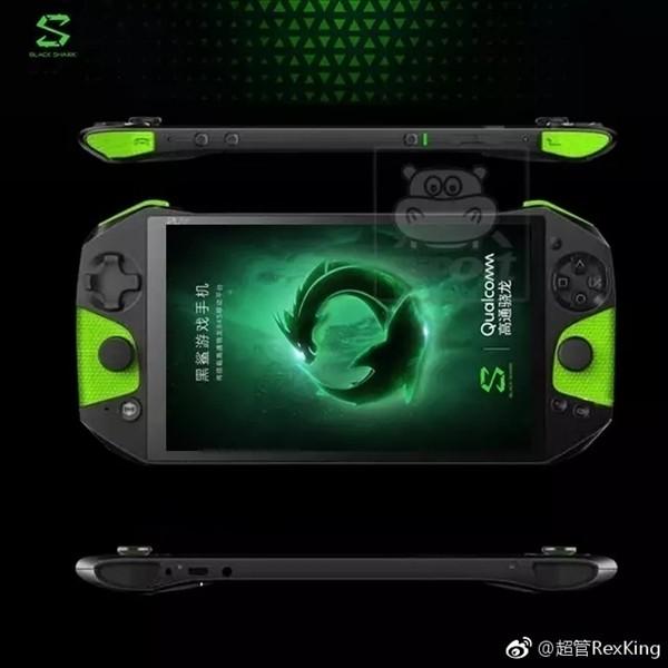 В Сети раскрыли тайну необычного игрового смартфона Xiaomi Black Shark