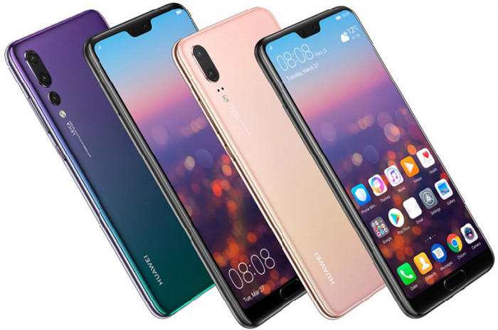 Известна русская цена телефонов Huawei P20 иP20 Pro