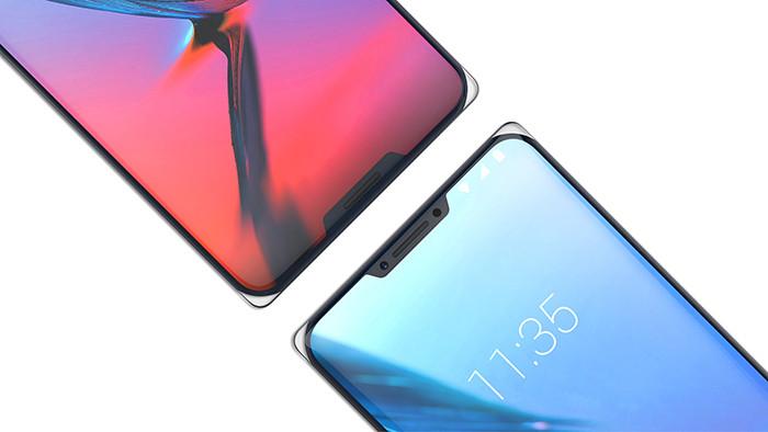 ZTE Iceberg стал первым в мире смартфоном с двумя монобровями
