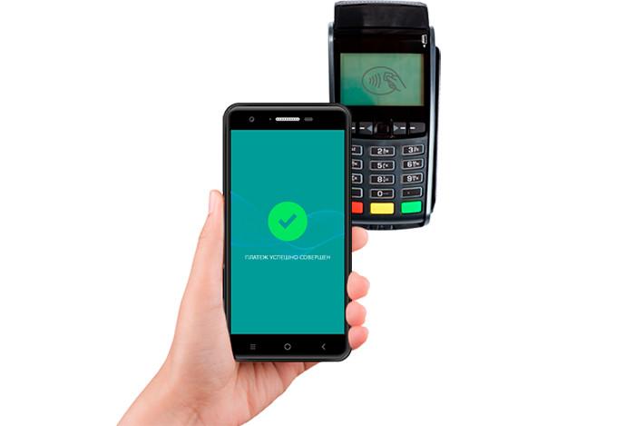 Стартовали продажи первого телефона споддержкой NFC Jinga Pass