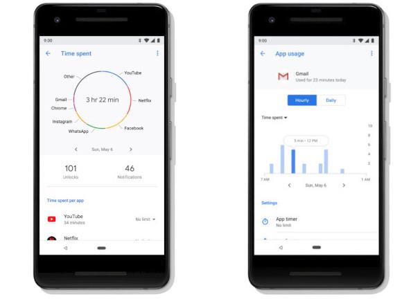 Google I/O 2018. ОС Android P получила радикально новый интерфейс на основе жестов и научилась мешать пользоваться смартфоном