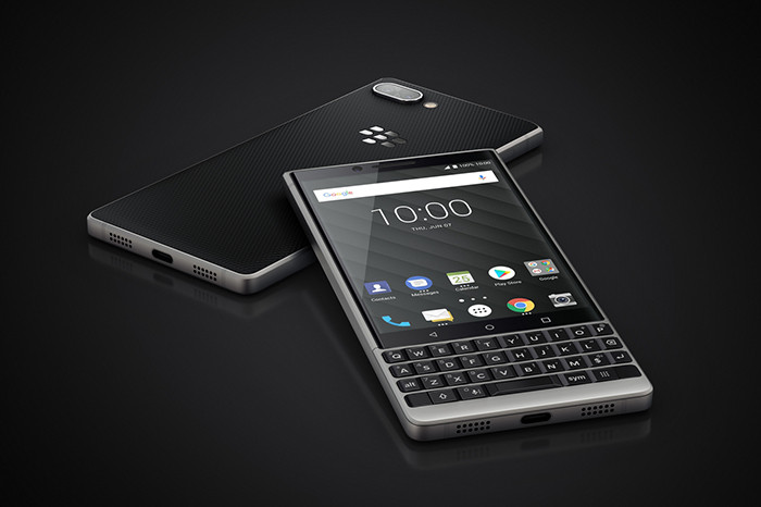 Смартфон BlackBerry Key2 получил QWERTY-клавиатуру и камеру с оптическим зумом