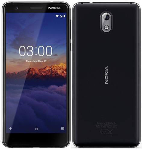 В России стартовали продажи недорогого смартфона Nokia 3.1 с экраном 18:9 и поддержкой NFC