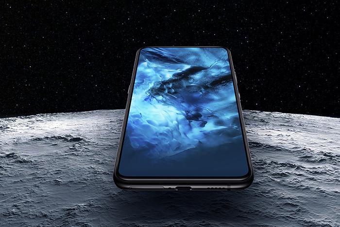 Vivo представила NEX S – один из самых необычных флагманских смартфоно