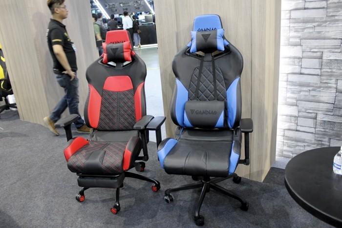 Gamdias игровые кресла