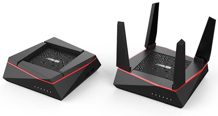 ASUS представляет линейку роутеров с поддержкой стандарта Wi-Fi 802.11ax