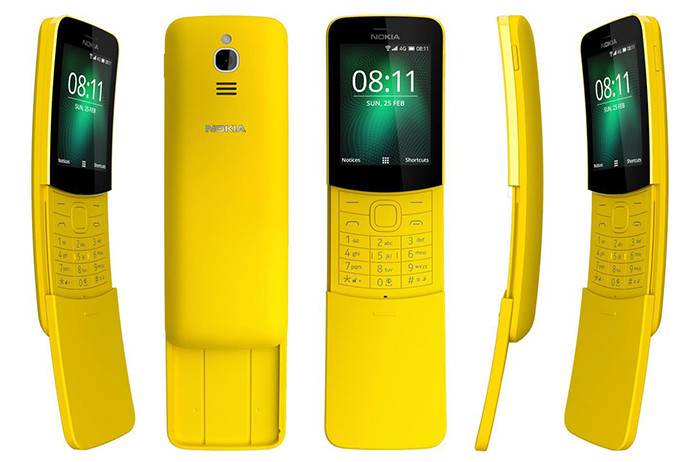 Nokia назвала российскую цену возрожденного телефона-банана из «Матрицы». Nokia 8110 4G дороже некоторых смартфонов