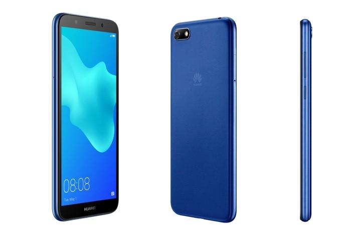 Безрамочный Huawei Y5 Prime 2018 оценен всего в7990руб.