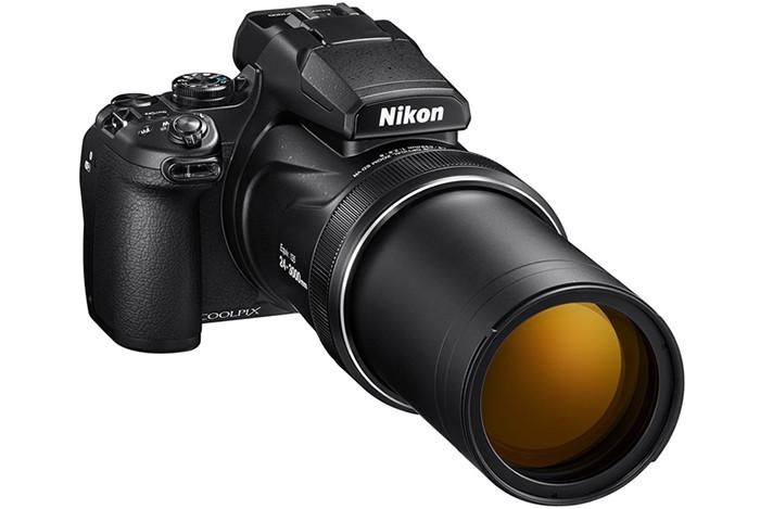 Nikon выпустила камеру Cool Pix P1000 с рекордным 125-кратным зумом для съемки Луны и дикой природы