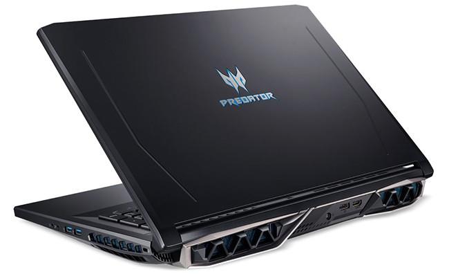Acer Predator Helios 500 появился на русском рынке