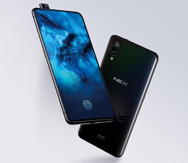 Vivo объявила оначале продаже флагманского телефона NEX в РФ