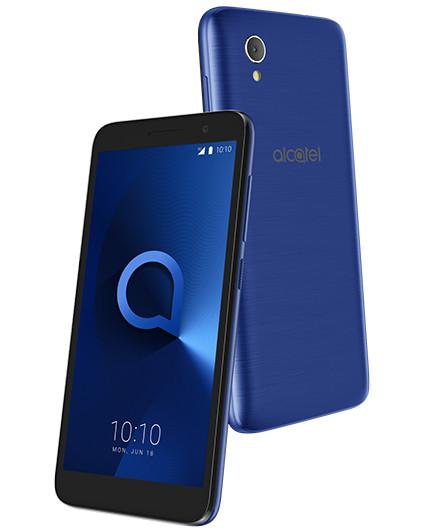 В Россию приехал смартфон Alcatel 1 с экраном формата 18:9 и ОС Android 8.1 Oreo Go Edition