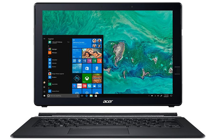 Гибридный планшет Acer Switch 7 Black Edition без вентиляторов вышел в РФ