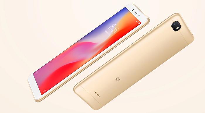 Xiaomi назвала российскую цену Redmi 6A – своего самого дешевого смартфона