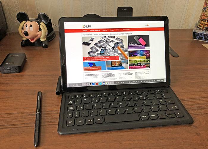 Обзор Samsung Galaxy Tab S4: определенно лучший планшет на Android