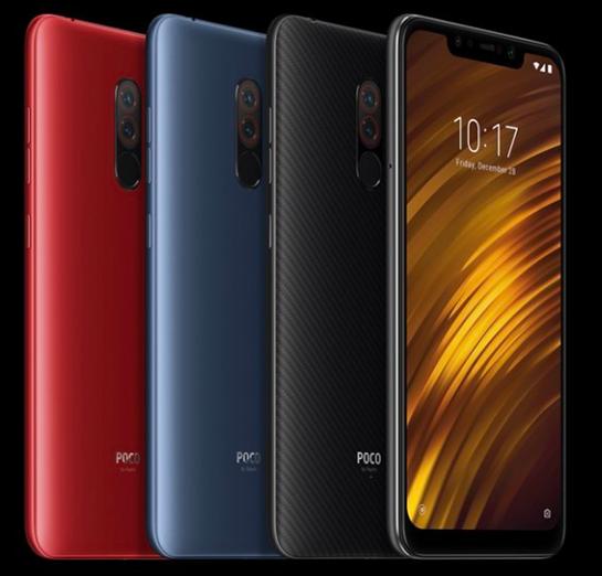 Xiaomi Pocophone F1 наSnapdragon 845 оценен в $300