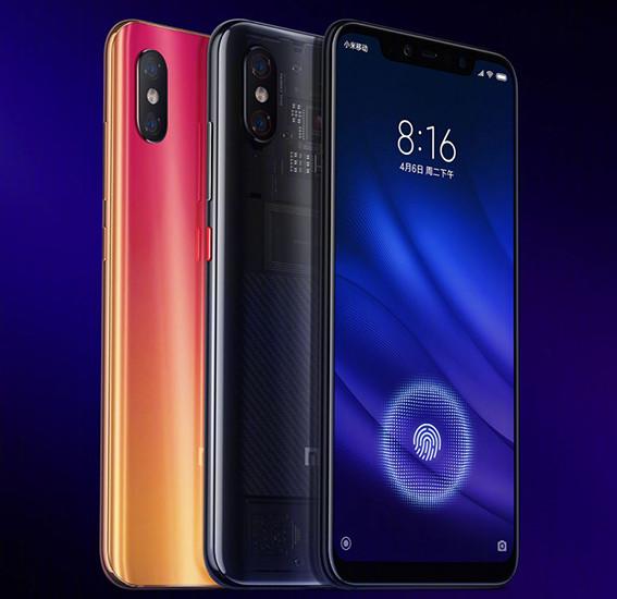 Xiaomi анонсировала два смартфона серии Mi 8 – очень крутой и очень дешевый