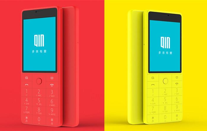 Начались продажи первого кнопочного телефона Xiaomi. Это самый современный «кнопочник» в мире