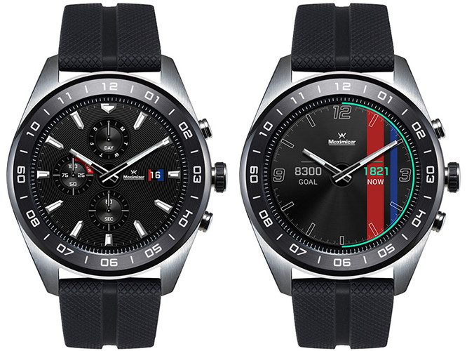 Умные часы LG Watch W7 на Wear OS получили аналоговый часовой механизм. Они могут работать без подзарядки до трех месяцев