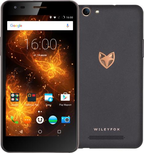 Wileyfox вернулся в России с бюджетным смартфоном Spark X. Он получил необычный дизайн с отделкой «под камень»