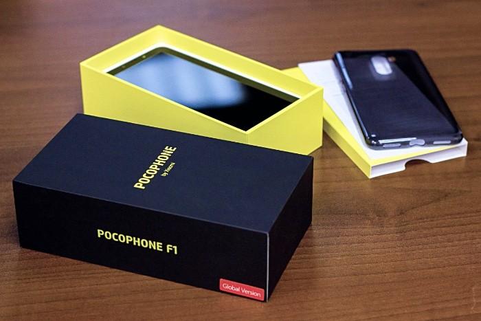 Pocophone F1 обзор