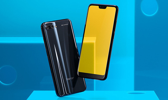 В России представили спецверсию смартфона Honor 10 с 8 Гбайт оперативной памяти