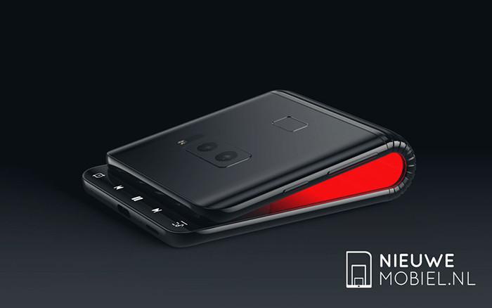 Глава Samsung рассказал о грядущем складном смартфоне компании с гибким экраном
