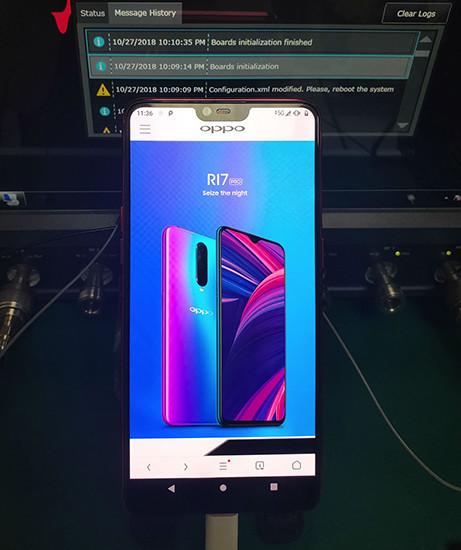 Oppo похвасталась смартфоном для сетей 5G