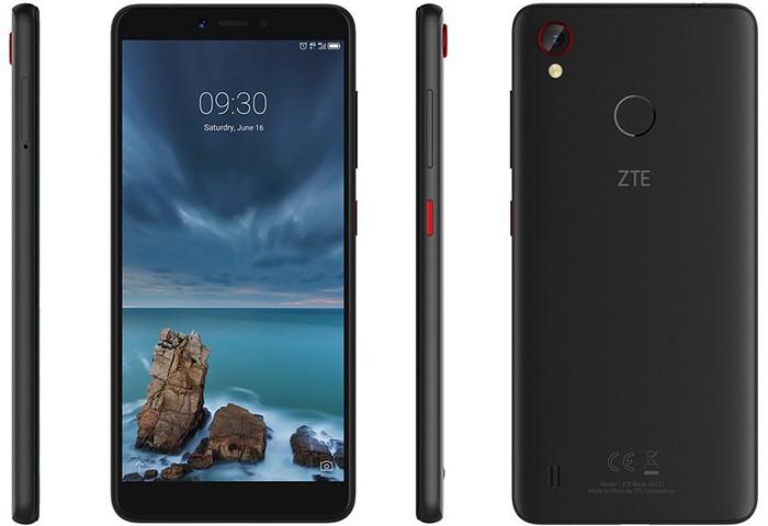 ZTE привезла в Россию бюджетный смартфон Blade A7 Vita с чипсетом Qualcomm и батареей на 3200 мАч