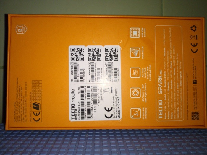 Обзор смартфона Tecno Spark CM примеры фото