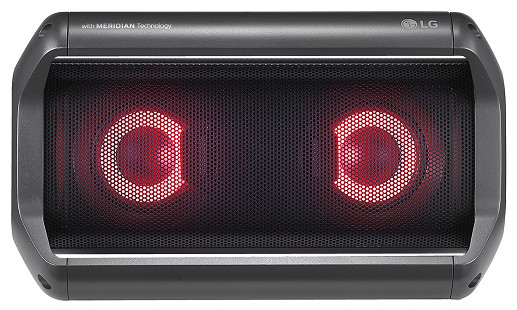 LG представила в России коллекцию Bluetooth-колонок с цветомузыкой и защитой от воды