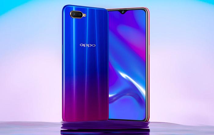 Oppo привезла в Россию смартфон RX17 Pro с тройной задней камерой, супербыстрой зарядкой и NFC
