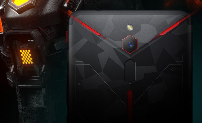 Вторая версия геймерского смартфона ZTE Nubia Red Magic получила Snapdragon 845 и 10 Гбайт оперативки