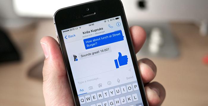 В мессенджере Facebook наконец-то появится опция удаления отправленных сообщений