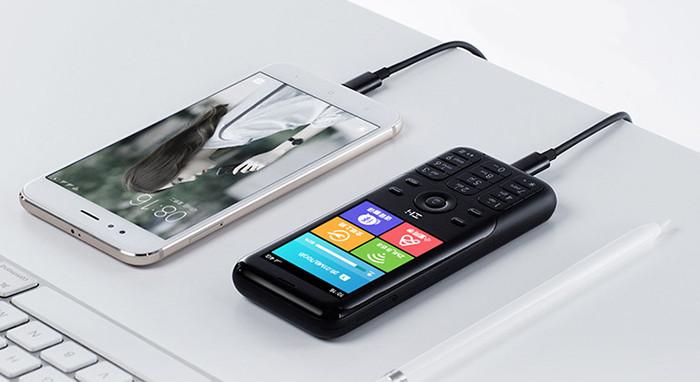 Xiaomi выпустила кнопочный телефон для путешественников с батареей на 5000 мАч